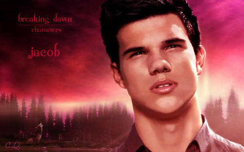 Breaking dawn - Jacob Black