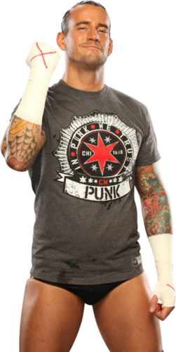 CM Punk wallpaper probably containing a jersey called CM Punk