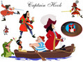 Captain Hook - disney-villains wallpaper
