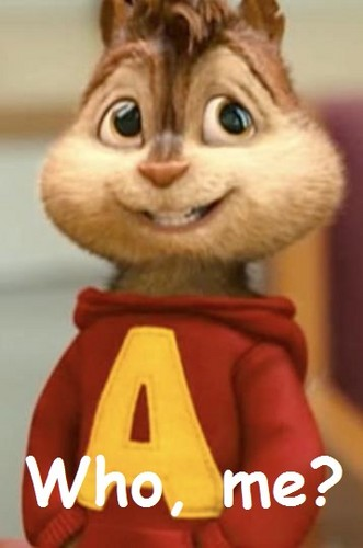 Alvin and the Chipmunks wallpaper titled Captioned pics