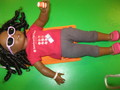 Celen being herself - american-girl-dolls photo