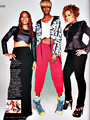 Chilli & T-Boz - tlc-music photo