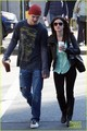 Chris Zylka in Vancouver with Lucy Hale - chris-zylka photo