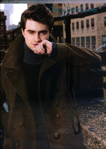 Cinemania Mexico - February, 2012 - daniel-radcliffe Photo