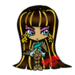Cleo de Nile chibi