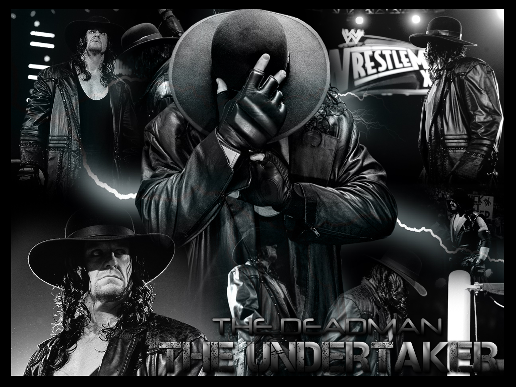 Undertaker Images Dead Man Wallpaper HD And Background Photos