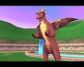 Delbin - spyro-the-dragon photo