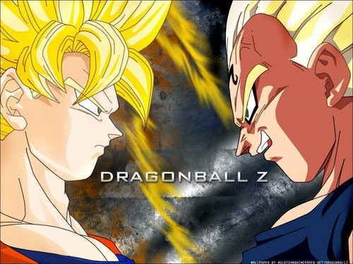 Dragon Ball Z - dragon-ball-z Wallpaper