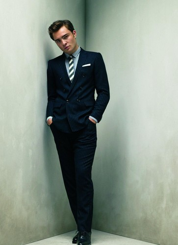 エド・ウェストウィック 壁紙 with a business suit, a suit, and a well dressed person titled Ed Westwick