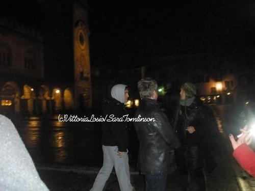 Ed in Matova (Italy)