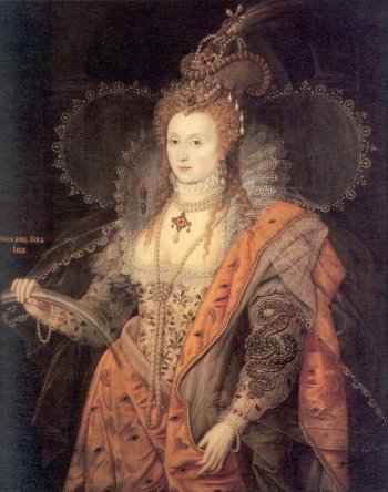 Women in History wallpaper entitled Elizabeth I