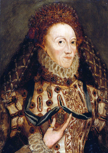 Women in History वॉलपेपर called Elizabeth I