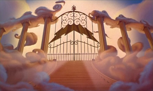Crossover Disney Wallpaper Titled Empty Backdrop From Hercules