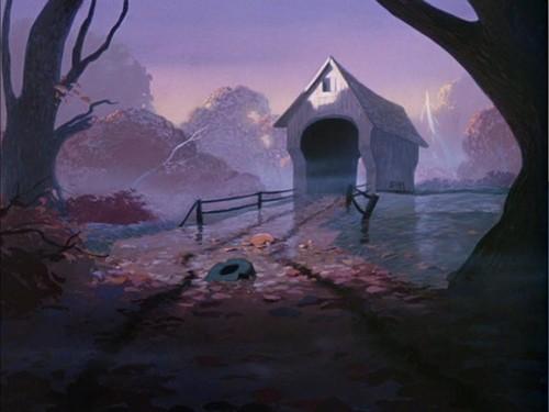 Sleepy Hollow Disney Wallpaper