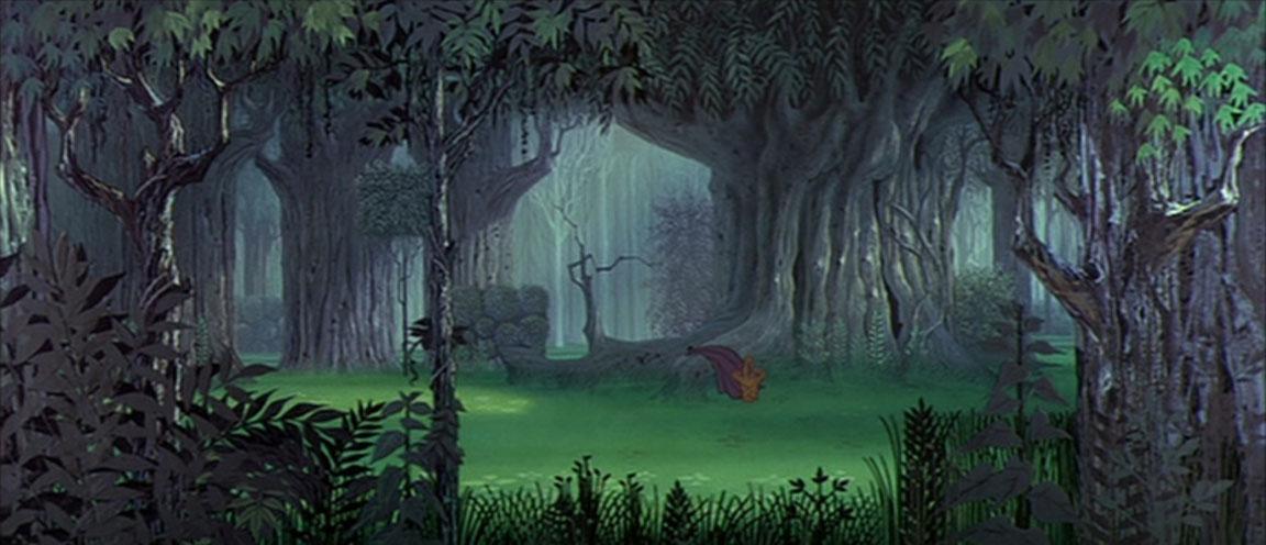 Empty Backdrop from Sleeping Beauty - disney crossover ...