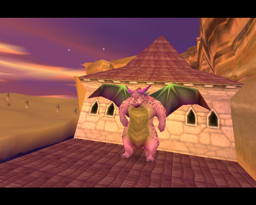 Enzo - spyro-the-dragon Photo