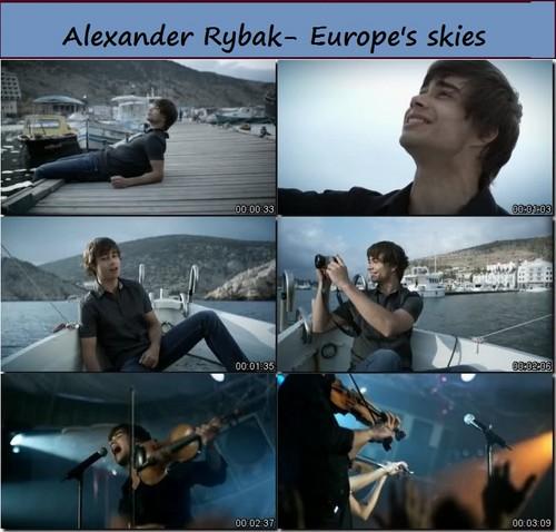 Europe's skies <3