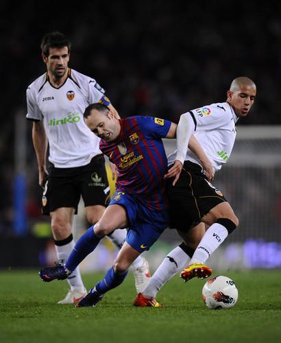 FC Barcelona (5) v Valencia CF (1) - La Liga