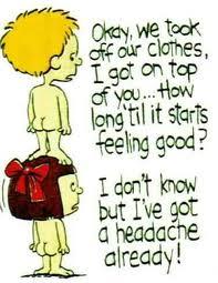 Funny but weird