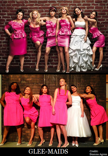 Glee-Maids