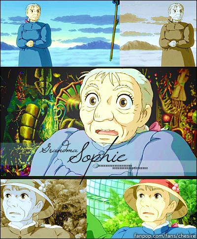 Grandma Sophie