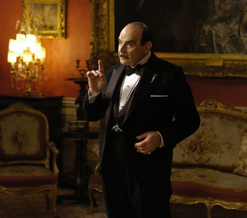 Хэллоуин For Poirot