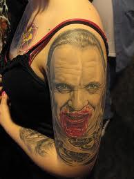 Hannibal tatto