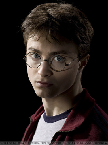 Harry - Harry Potter and the half blood prince