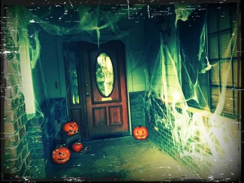 Haunted Porch