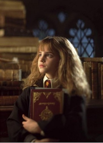 Hermione - Harry Potter and the Philosophers stone