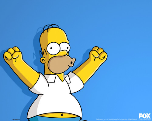 Homer Wallpaper - the-simpsons Wallpaper