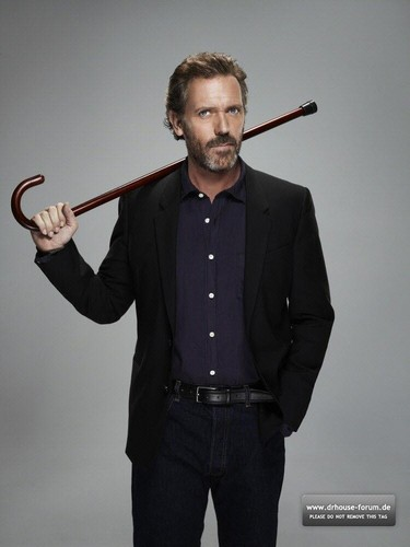 House Season 8 Photoshoot