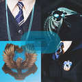 House of: Creativity, Intelligence and Individuality - ravenclaw fan art