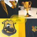 House of Loyalty, Patience, and Dedication - hufflepuff fan art