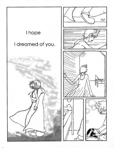 I Dream of you Xion