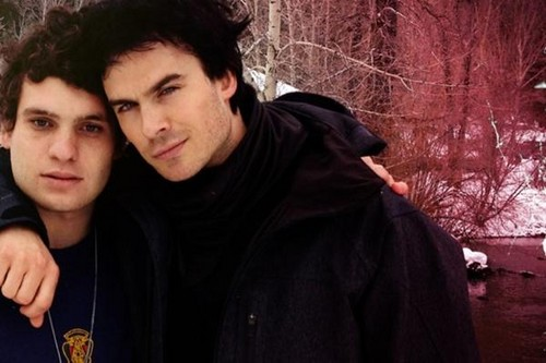 Ian Somerhalder images Ian Somerhalder..♥ wallpaper and background photos