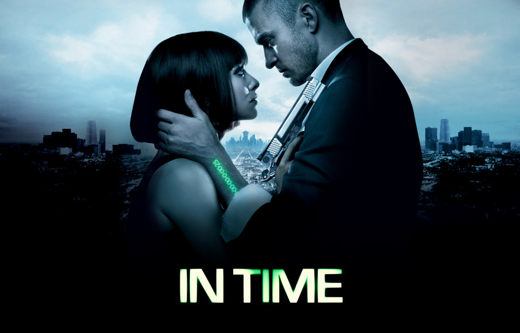 Time Movie Wallpapers Photo on justin timberlake in time