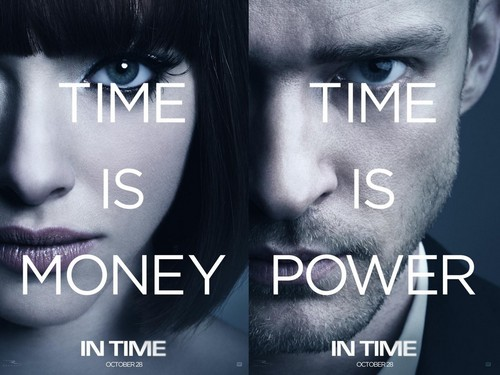 In Time 2011 Wallpaper Probably With A Portrait Entitled Movie Wallpapers