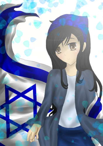 hetalia fan characters wallpaper called Israel