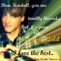 It's Your Heart of Gold I Love The Best <3  - kendall-schmidt photo
