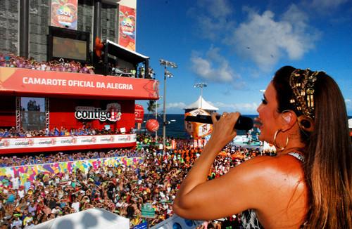 Ivete Sangalo - Carnaval - 20/02/2012