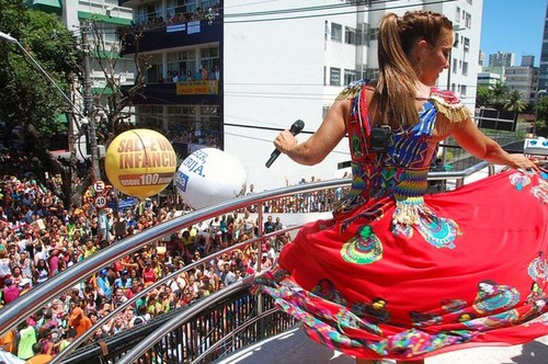 Ivete Sangalo - Carnaval - 21/02/2012
