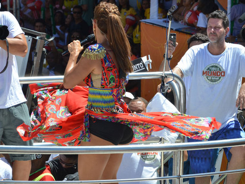 Ivete Sangalo - Carnaval- 21/02/2012