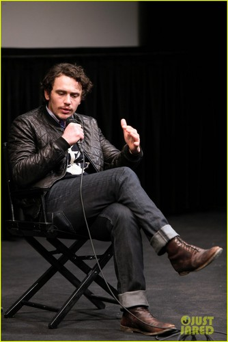 James Franco: 'My Own Private River' Screening! - james-franco Photo
