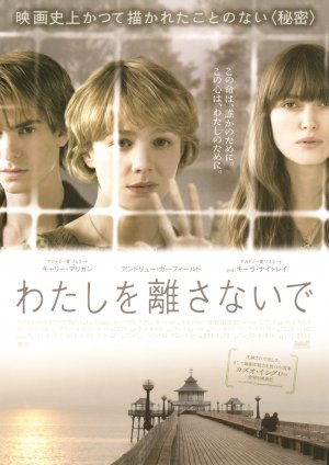 Japanese Never Let Me Go Poster
