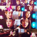 Jb & kang sora - dream-high-2 photo
