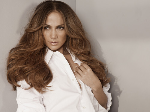 Jennifer Lopez wallpaper probably with a well dressed person and a portrait titled Jennifer Lopez - Bikini