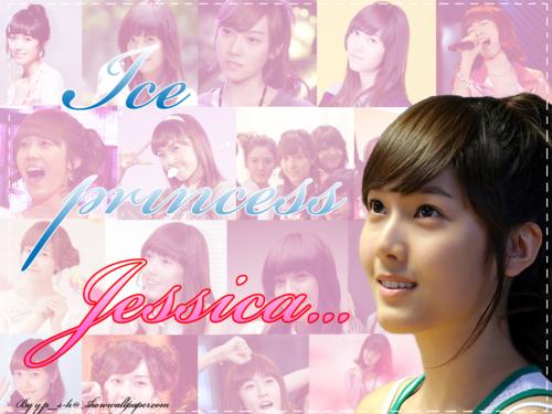 Jessica really cute