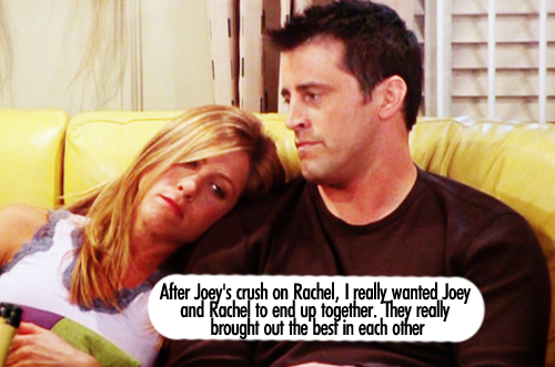 Joey and Rachel achtergrond probably with a lunch titled Joey and Rachel - Confessions