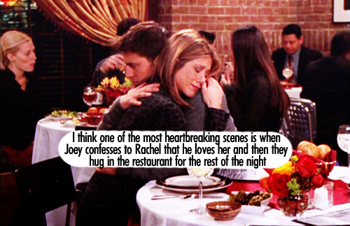 Joey and Rachel - Confessions
